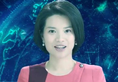 China Unveil First AI Robot News Anchor!